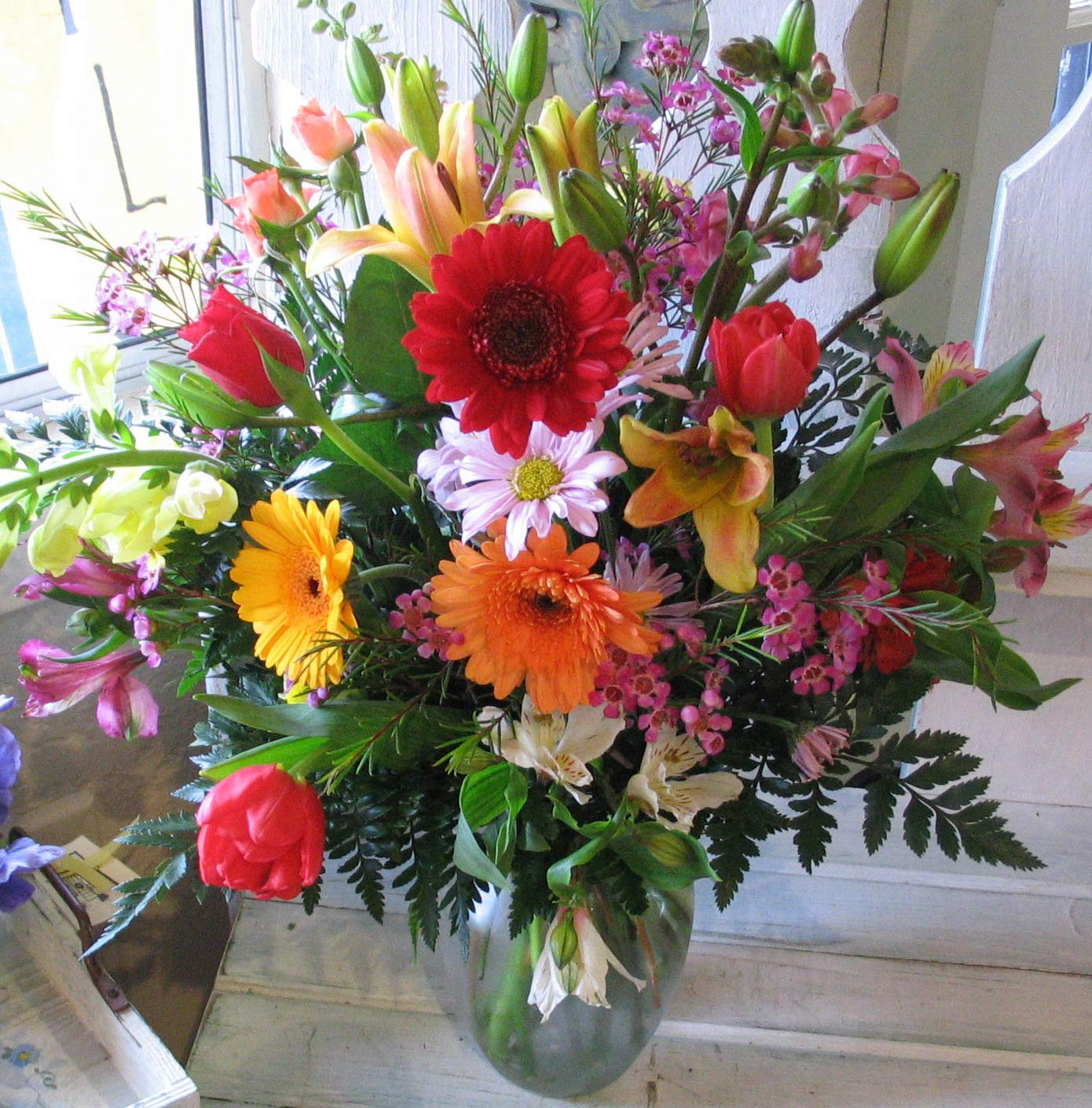 Kingdom Bloggers: Flowers That Testify of Jesus