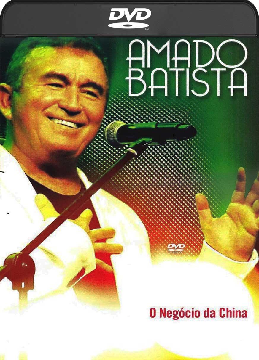 Amado Batista – o Negócio da China (2015) DVD-R