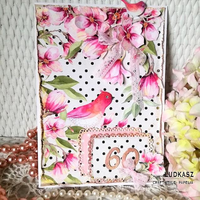 Z tęsknoty za wiosną …DT Craft Style