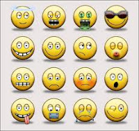 KODE SMILE FACEBOOK CHAT