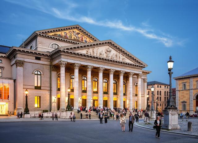 Terror in Munich: Munich Opera Festival (1) - Der fliegende Holländer, Bavarian State Opera, 22 July 2016