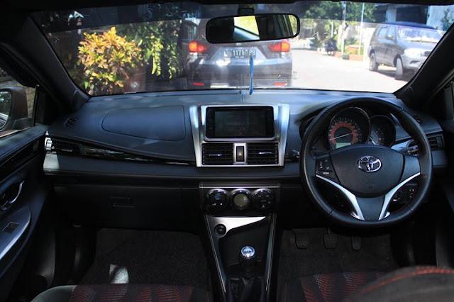 Toyota Yaris tahun 2016 bekas