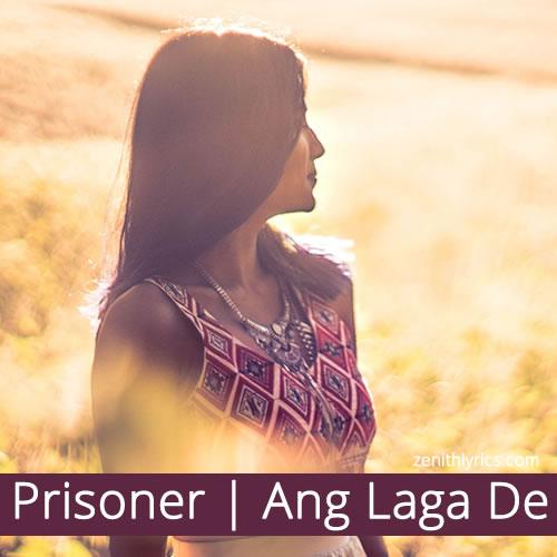 Prisoner Ang Laga De Mashup by Vidya