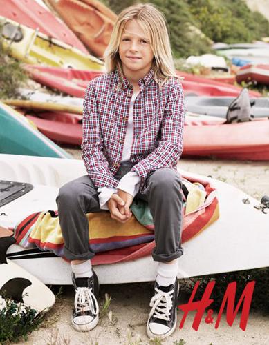 colección niños H&M otoño invierno 2011 2012