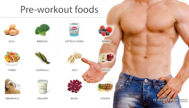 3 High Energy Body Building Foods To Kick-Start Your ...