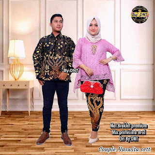 Batik Couple Nikita Pita