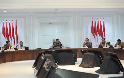 Minta Libatkan Swasta, Presiden Jokowi: Proyek Strategis Nasional Harus Tekan Ketimpangan - Info Presiden Jokowi Dan Pemerintah