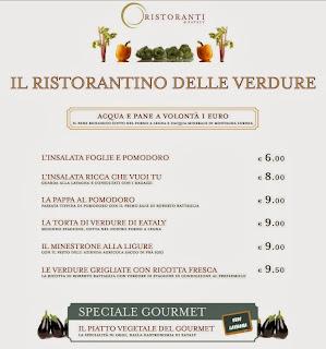 RIST VEG eataly - Eataly - comer em Roma