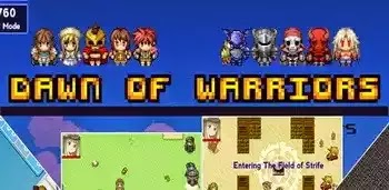 Dawn of Warriors Apk