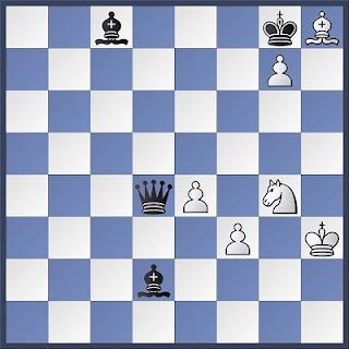 Proceso de composición de problemas de ajedrez, diagrama 2