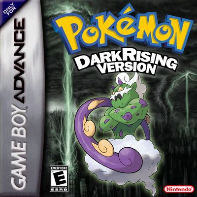 Pokemon Dark Rising Version