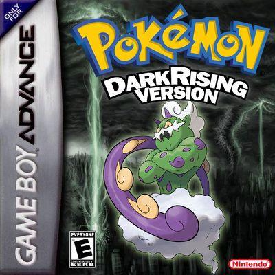 Pokemon Dark Rising Version