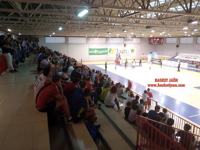 Victoria en EBA del CB Andújar en el derbi y derrotas de CB Cazorla y CB Martos