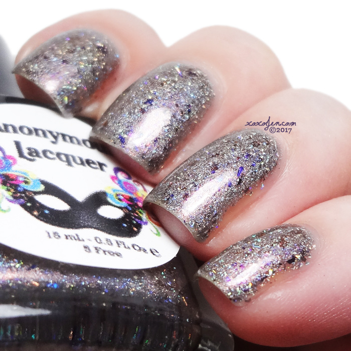 xoxoJen's swatch of Anonymous Lacquer Meet Me on the Midway