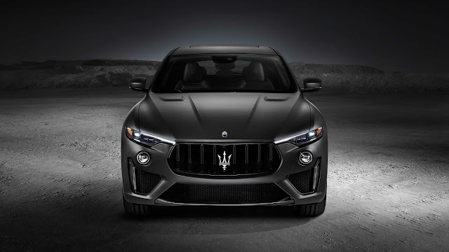 Papel de parede grátis Carro Maserati Levante Trofeo para PC, Notebook, iPhone, Android e Tablet.