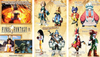FINAL FANTASY IX Mod Apk for Android