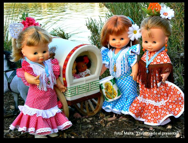 muñecas-flamencas