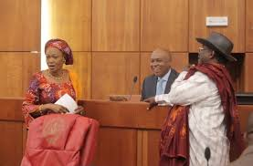 Asiwaju Tinubu's Wife, Others Battle For Deputy Senate President.See Details