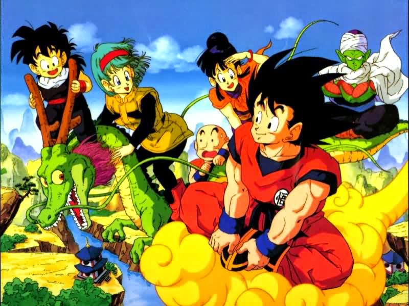 The Secret Origins of Dragon Ball Z Character