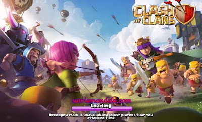 Mengenal Komponen Desa game Clash Of Clans