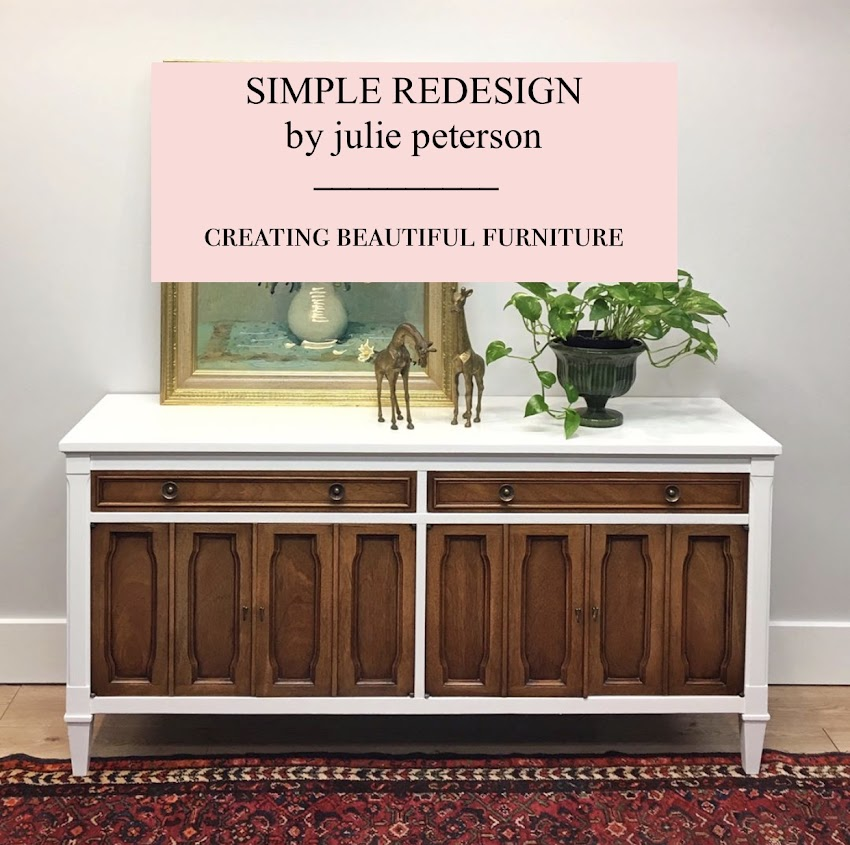 JULIE PETERSON - Simple Redesign