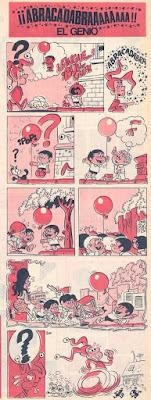 Gaceta Junior nº 80, 23-4-1970