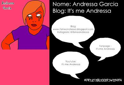 It's me Andressa