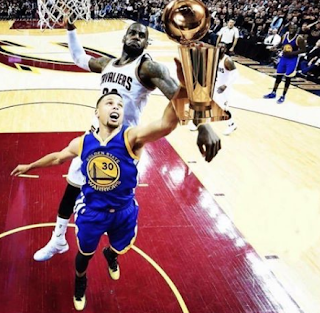 LeBron James Steph Curry Memes