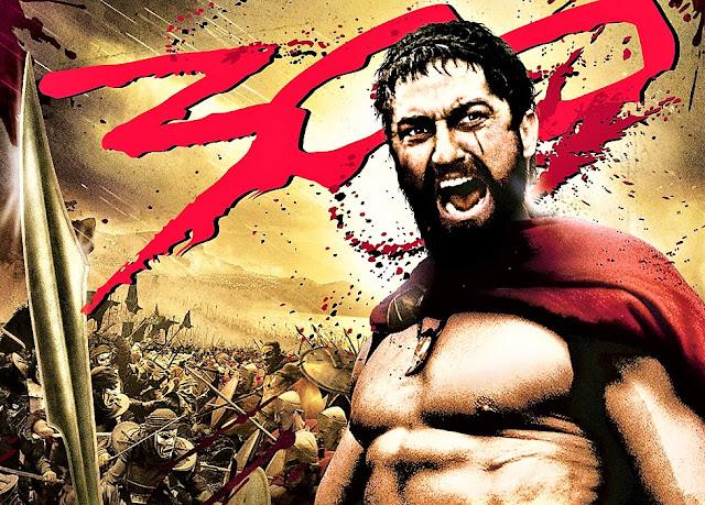 300, !Esto es Espartan!