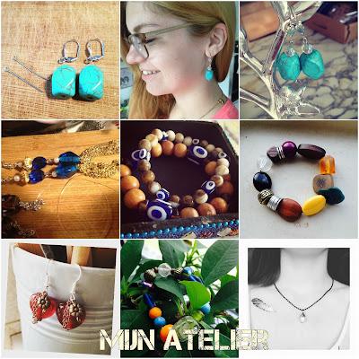 Handgemaakte Juwelen Mijn Atelier