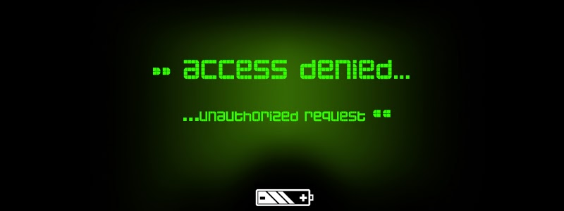 Access Blocked