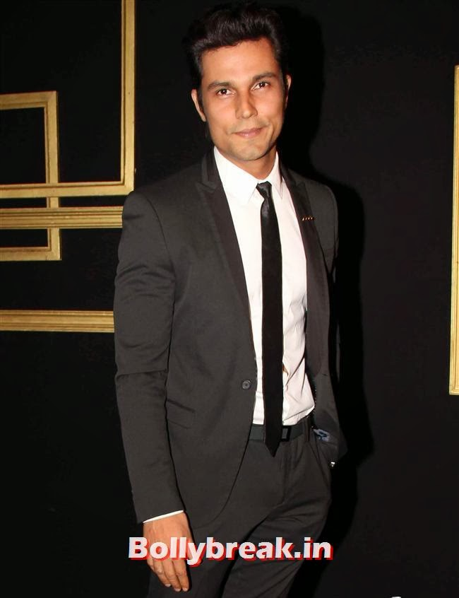 Randeep Hooda, All Bollywood Celebs at Deepika Padukone Golden Party