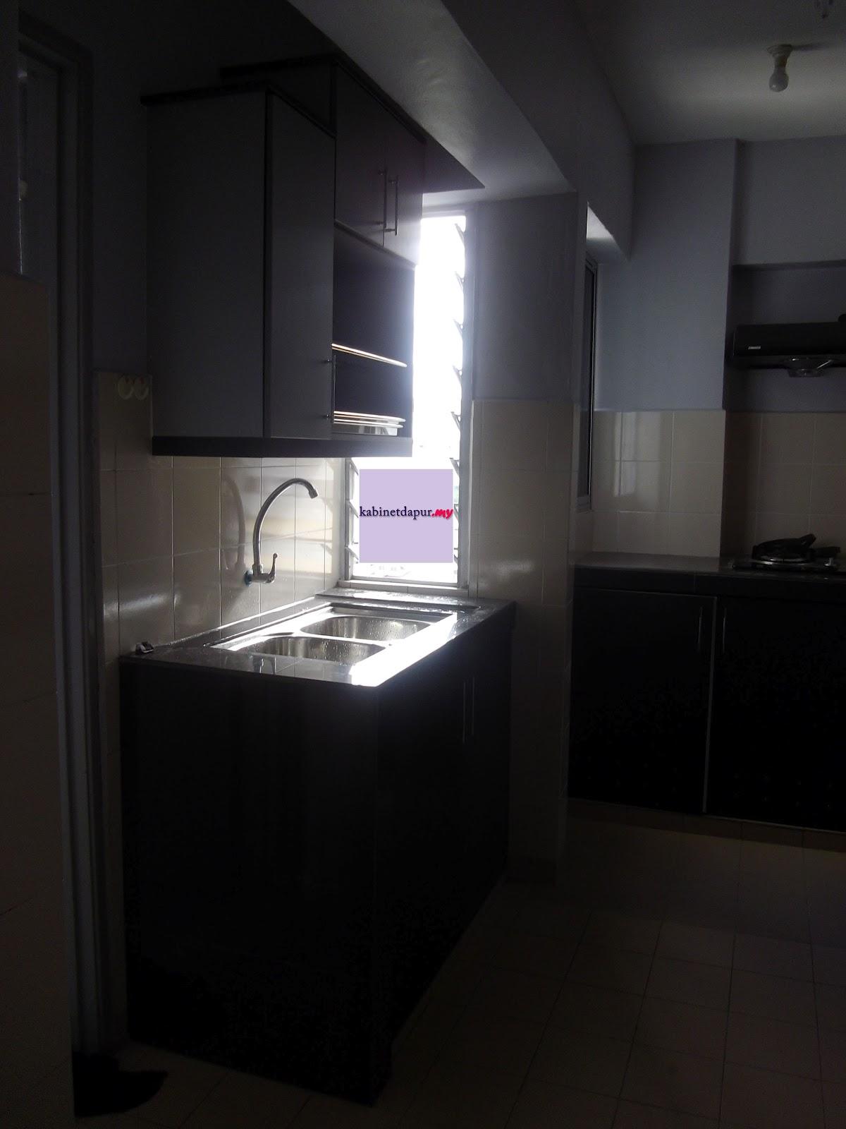 kabinet dapur  my Kabinet Dapur di Permata Fardeson