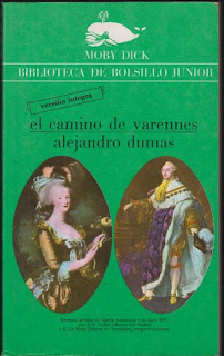 El camino de Varennes Alejandro Dumas