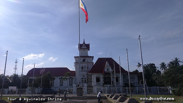 Emilio Aguinaldo's Shrine at Kawit Cavite