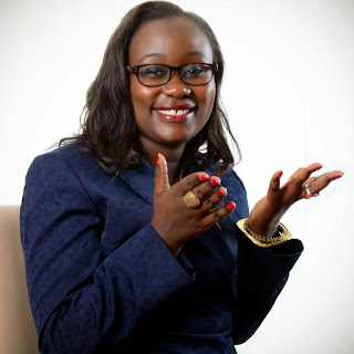Joy Gwendo will be vying for MP kisumu town east seat.