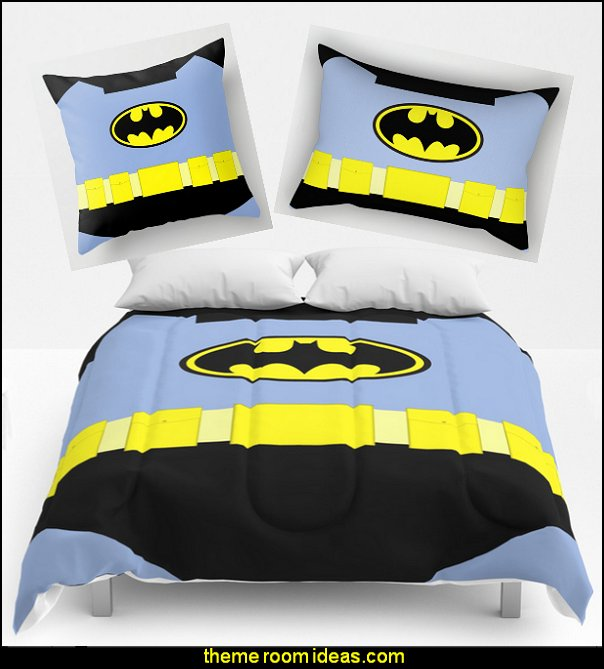 Bat Man - Superhero bedding