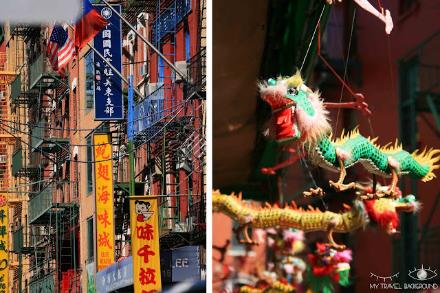 My Travel Background : Une semaine à New York - Chinatown