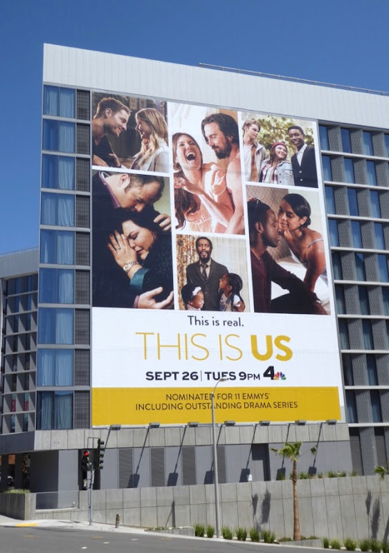 This Is Us 2017 Emmy nominations billboard