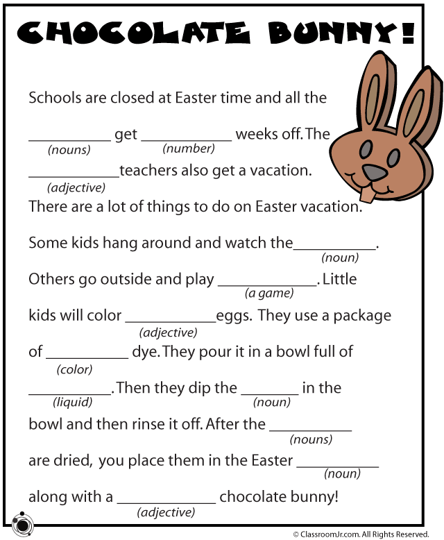 Printable Mad Libs For Adults 62