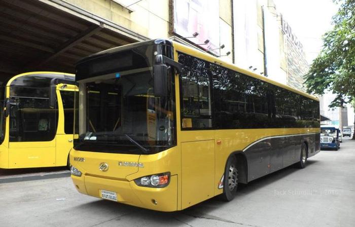 p2p bus