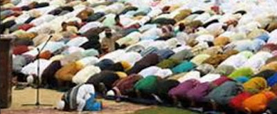 Hari Raya Idul Fitri Vs Idul Adha jatuh Hari Jum'at