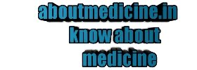 aboutmedicine.in medicine