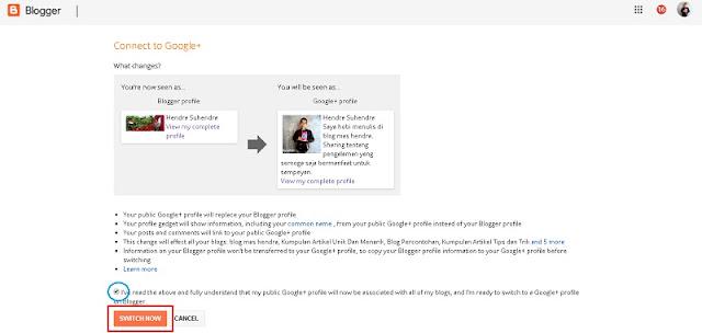 Cara Mengatasi Artikel Tidak Bisa Share ke Google Plus - Blog Mas Hendra