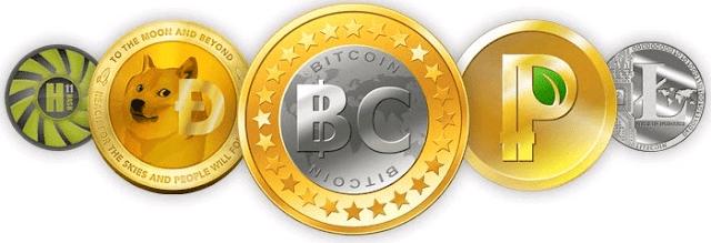 Крипто валюты