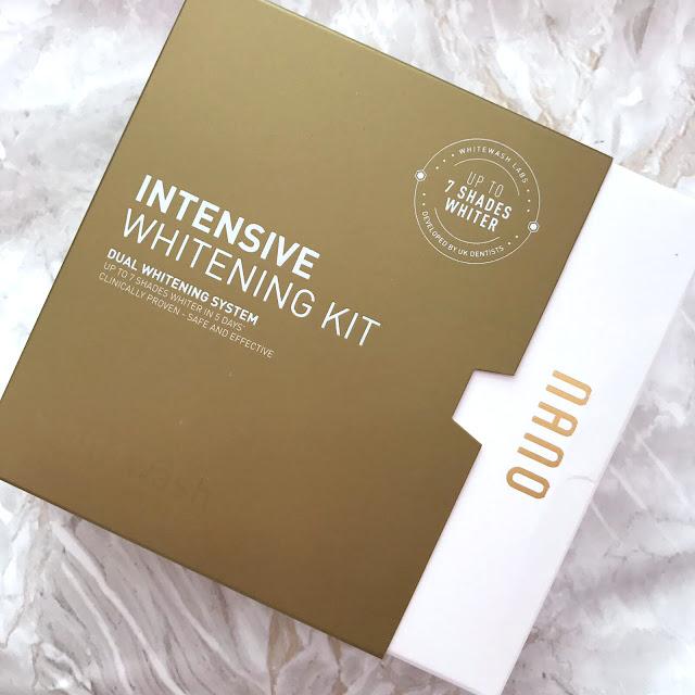 Nano Intensive Whitening Kit - Dual Whitening System