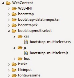 XPages and more: Using a Bootstrap Multiselect List Box in