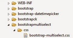 Using a Bootstrap Multiselect List Box in XPages | XPages and more