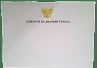 Kop Surat Pemda Kalimantan Tengah