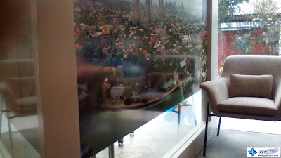 Glass Wall Graphics - Condominium